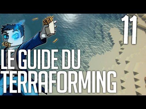 Le Guide du Terraforming #11 : Des Plages !