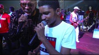 Смотреть клип Flavour Ft. Semah - Live In Liberia