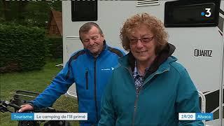 Mulhouse : le camping de l'Ill renoue avec le succès