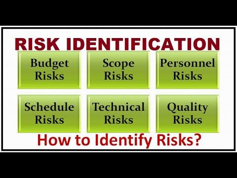 Risk Identification In Software Engineering