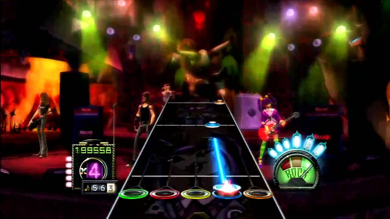 720p hd guitar hero 3 motorhead expert guitar 100 fc youtube - Guitar hero 3 hd ...