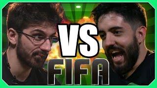 ZIGUEIRA X PATIFE - FIFA 16: LogBR - Legends of Gaming Brasil