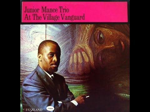 Junior Mance Trio - Letter From Home