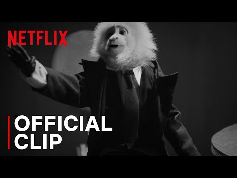 """David Lynch's What Did Jack Do? 