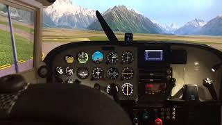 Cessna Home Cockpit - the exterior