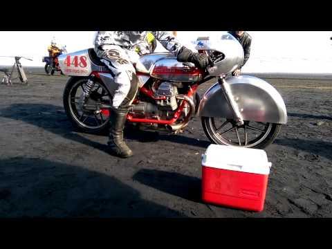 Haast Eagle World Speed Record Attempt - Test Run