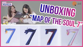 "Baixar [VLOG] UNBOXING ""MAP OF THE SOUL 7"" BTS (방탄소년단) || Full 4 Ver"