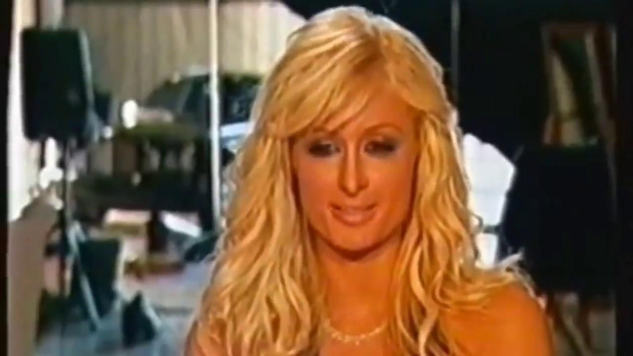 Download Paris Hilton Carl's Jr Commercial 2005 - Behind the Scenes