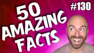 50 AMAZING Facts to Blow Your Mind! #130 thumbnail