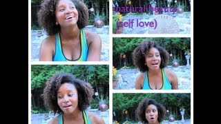 Embracing Your Natural Beauty - Self Love