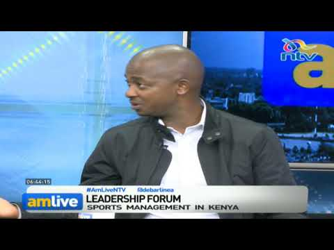 FKF president Nick Mwendwa outlines the effects of no Sportpesa and no broadcaster