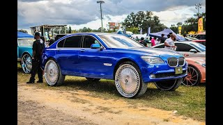 Gambar cover Florida Classic 2018 Riding Big Carshow: Big Rims, Donks, Amazing Cars