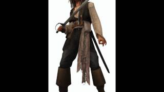 James Arnold Taylor as Captain Jack Sparrow in Kingdom Hearts II (Battle Quotes)