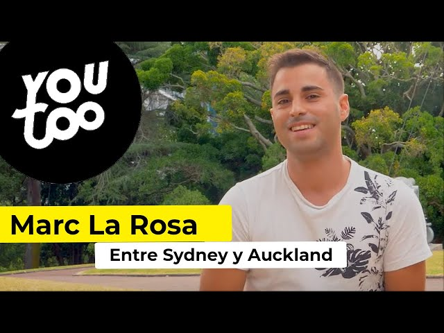 Entre Nueva Zelanda y Australia - Marc La Rosa