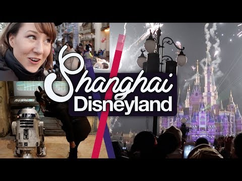 Shanghai Disneyland #6! Star Wars, Ignite the Dream & Kiss Goodnight!