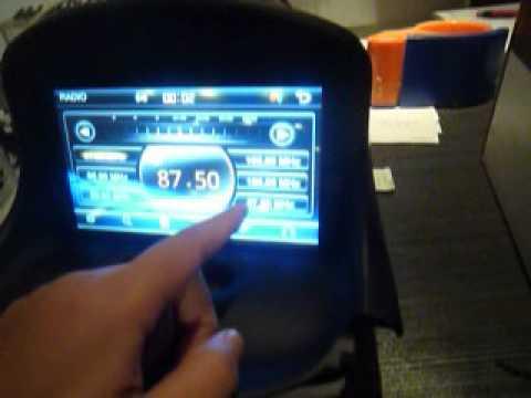 lsq star peugeot 206 car radio gps navigation youtube. Black Bedroom Furniture Sets. Home Design Ideas