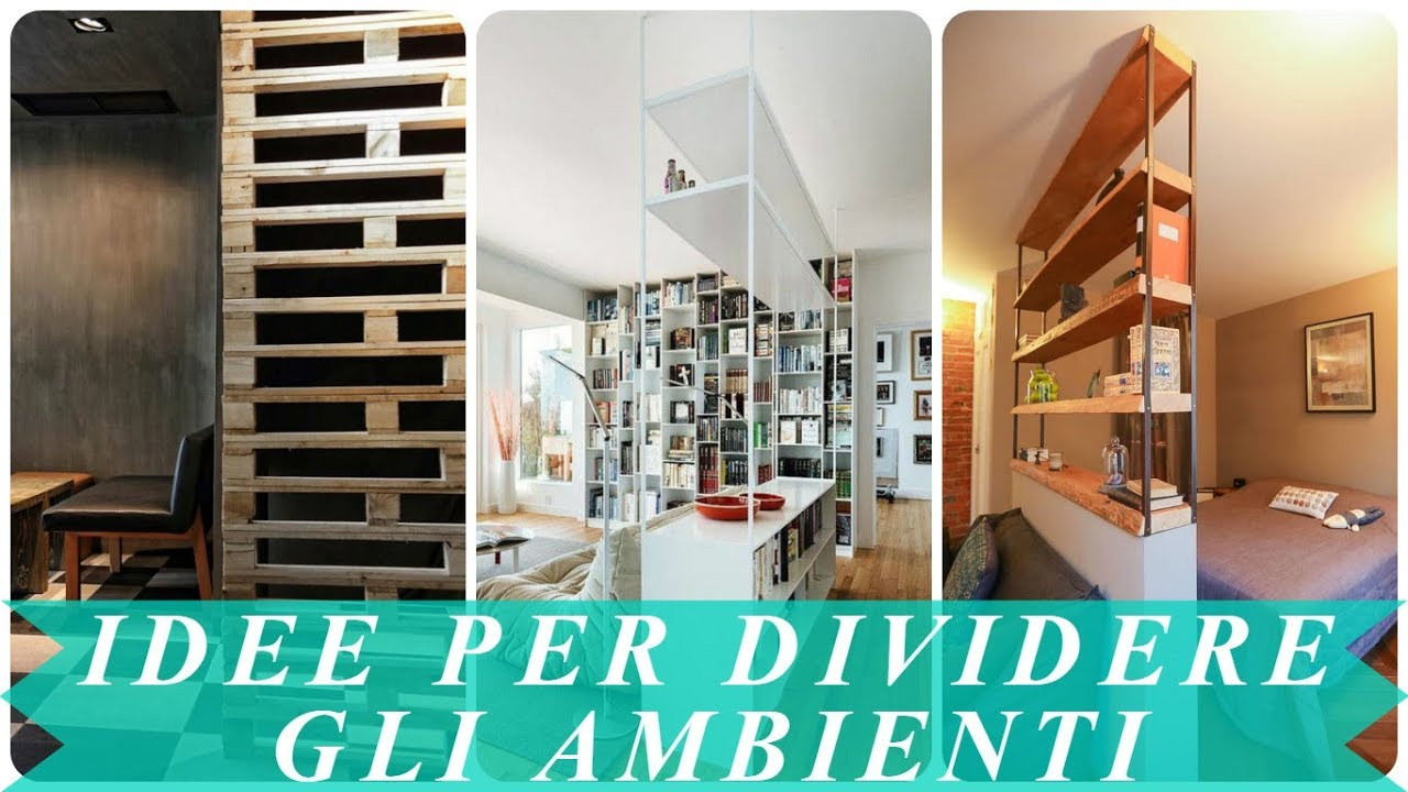 Come Dividere Sala E Cucina come dividere gli spazi senza muri