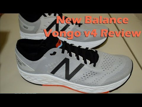 Fresh Foam Vongo V4 Review - New