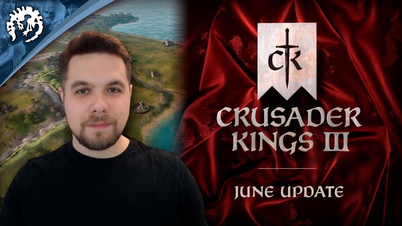 Crusader Kings 3 - June Update