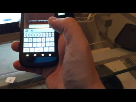 How to unlock  ZTE-V768 T-Mobile