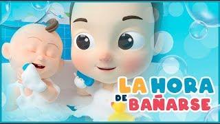 La Hora de bañarse   La canción del baño   Canciones Infantiles de Cartoon Studio
