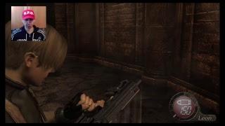 Resident Evil 4 прохождение с 1 хп