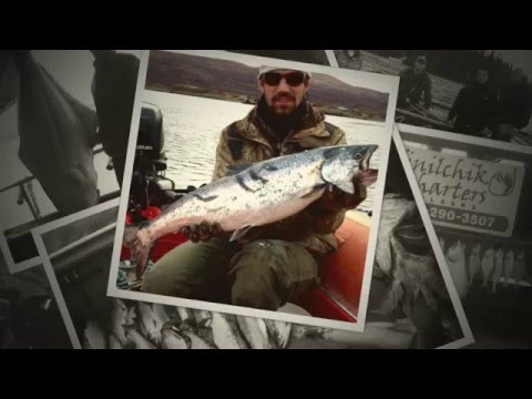 Alaska Fishing With Ninilchik Charters
