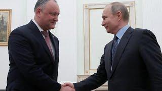 Moldavia elige a su presidente