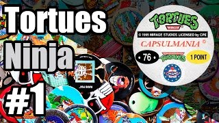 +100500 Capsov - Tortues Ninja #1 (Обзор / review  Full HD 1080p)