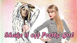 [R&B / Pop] Keri Hilson, Taylor Swift - Shake It Off Pretty Girl (Mashup)