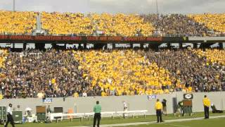 WVU / Baylor End of Game Country Roads