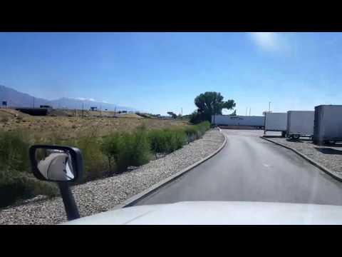 Bigrigtravels Live! - Ogden to Salt Lake City, Utah - September 26, 2016
