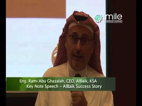 Leadership Development | AlBaik Success Story by Eng. Rami Abu Ghazalah, CEO, AlBaik, KSA