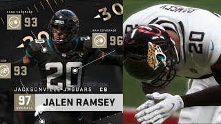 DON'T TEST JALEN RAMSEY! 3 USER PICKS! Madden 19 - Ranked Online