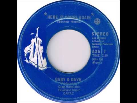 Gary & Dave - Here It Comes Again