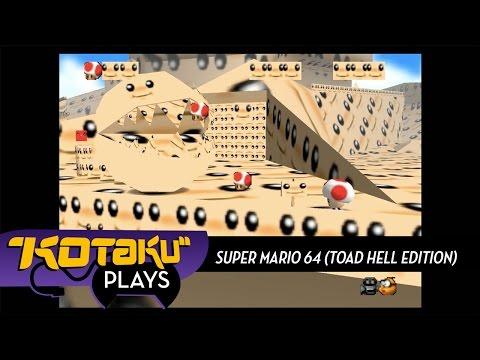 Play Super Mario 64 Computer