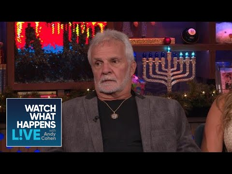 Captain Lee Rosbach Gets Emotional Over BelowDeck Accident  Below Deck  WWHL