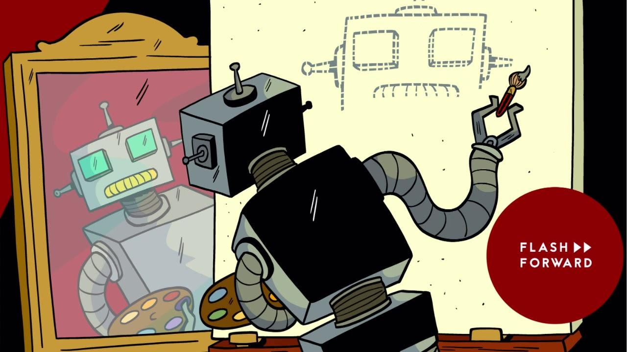 Download Flash Forward Season 4 Episode 9: Portrait Of The Artists As An Algorithm