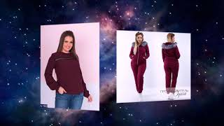 Модная женская одежда больших размеров 2018 года. Сезон Зима-Весна 2018 г.(, 2018-02-02T13:16:19.000Z)