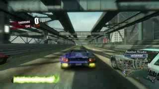 Burnout Paradise Ultimate Box Gameplay (PC)