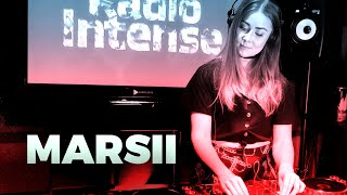 MARSII - Live @ Radio Intense Barcelona 6.11.2019 // Progressive House, Melodic Techno Mix