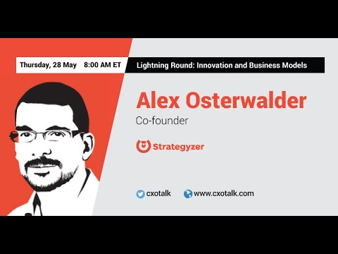 #112: Innovation and Business Models with Alex Osterwalder