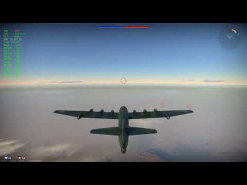 War thunder BV 238 with 1110% worth of SL boosters