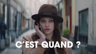 """Grégoire - """"C'est quand ?""""  [Official Video]"""