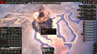 Nuking Washington DC in Hearts of Iron 4<