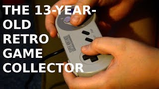 The 13-year-old Retro Game Collector