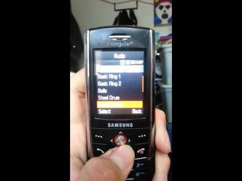 Samsung SGH-D807 Ringtones