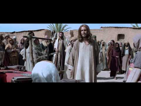 Parable of the Pharisee and the publican (from Son of God)