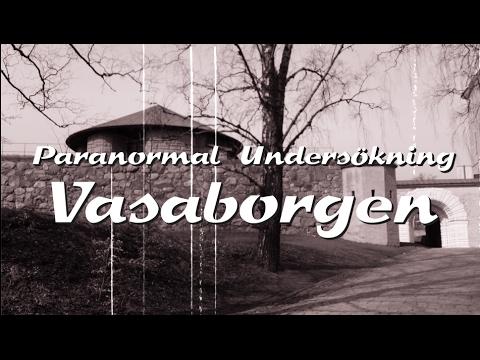 Paranova S03E02 Paranormal Undersökning Vasaborgen