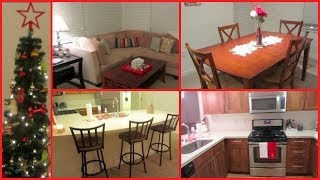 COLLEGE APARTMENT TOUR!!